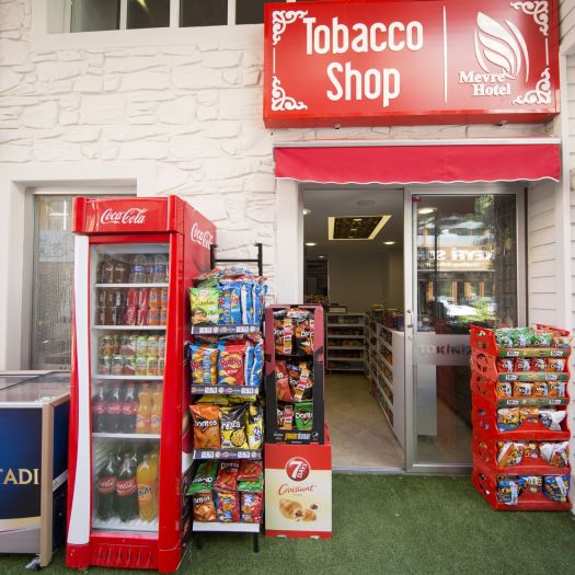 Tobacco Shop